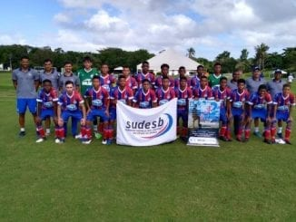 Sub 15 do Bahia