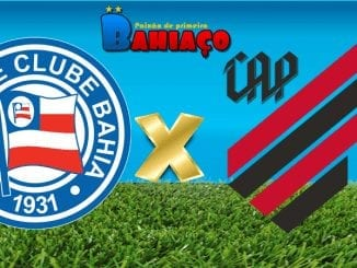 Bahia x Athletico ao vivo